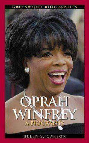 Download Oprah Winfrey: A Biography by Helen S. Garson, Urban Books, Black History and more at United Black Books! www.UnitedBlackBooks.org