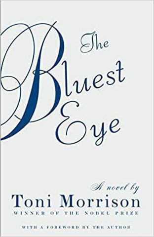The Bluest Eye by Toni Morrison (Audiobook)