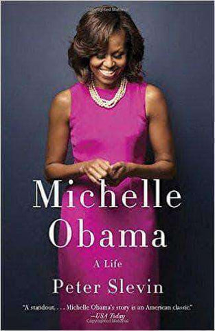 Michelle Obama - A Life by Peter Slavin African American Books at United Black Books