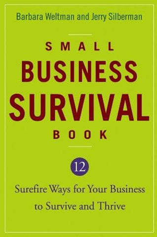 Download Small Business Survival Book: 12 Surefire Ways for Your Business to Survive and Thrive, Urban Books, Black History and more at United Black Books! www.UnitedBlackBooks.org
