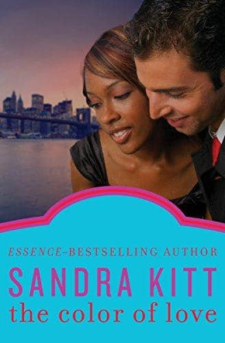 The Color of Love by Sandra Kitt (Paperback)
