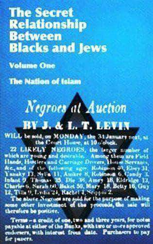 Download The Secret Relationship Between Blacks and Jews (E-Book), Urban Books, Black History and more at United Black Books! www.UnitedBlackBooks.org