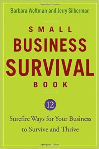 Download Small Business Survival Book: 12 Surefire Ways for Your Business to Survive and Thrive (E-Book), Urban Books, Black History and more at United Black Books! www.UnitedBlackBooks.org