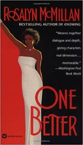 One Better by Rosalyn McMillan (Paperback)