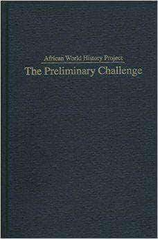 African World History Project: The Premilinary Challenge By Jacob H. Carr (E-Book) African American Books at United Black Books