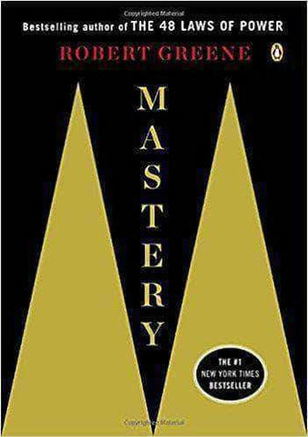 Mastery by Robert Greene (E-Book + Audiobook) - United Black Books