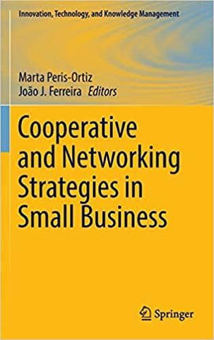 Cooperative and Networking Strategies in Small Business (E-Book)