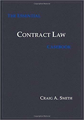Download The Essential Contract Law Casebook (E-Textbook), Urban Books, Black History and more at United Black Books! www.UnitedBlackBooks.org