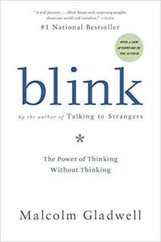Download Blink: The Power of Thinking Without Thinking by Malcolm Gladwell (E-Book), Urban Books, Black History and more at United Black Books! www.UnitedBlackBooks.org