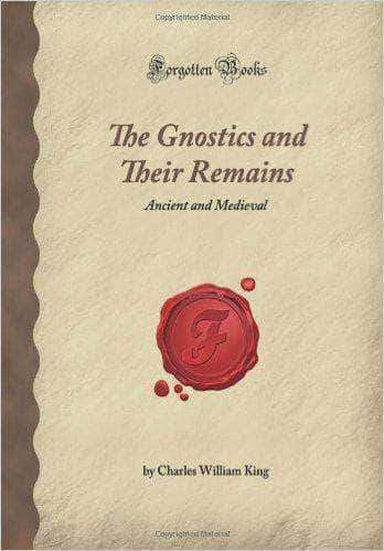C. W. King - The Gnostics and Their Remains (E-Book) African American Books at United Black Books Black African American E-Books