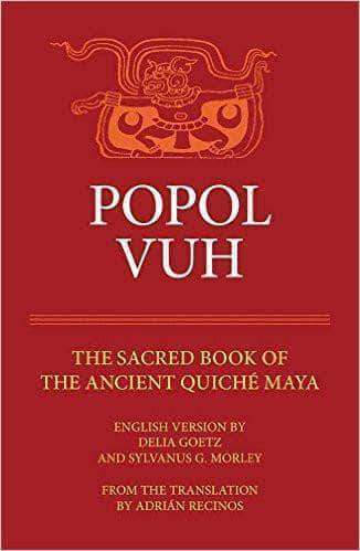 Download Popol Vuh: Sacred Book of the Quiche Maya People (E-Book), Urban Books, Black History and more at United Black Books! www.UnitedBlackBooks.org