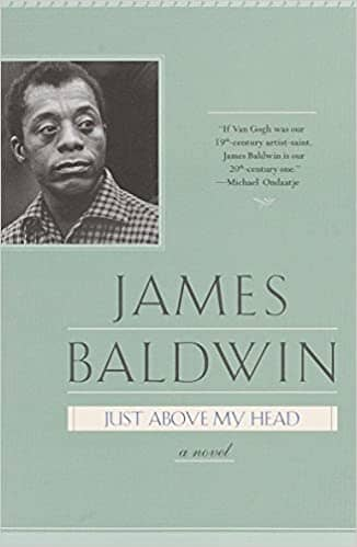 Just Above My Head by James Baldwin (Paperback)
