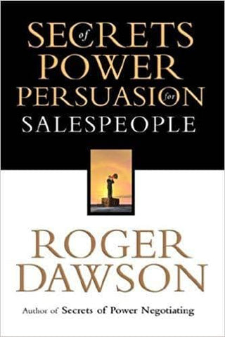 Secrets of Power Persuasion for Salesperson (E-Book)
