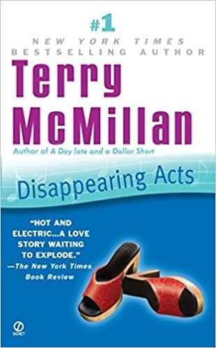 Disappearing Acts by Terry McMillian (Paperback)