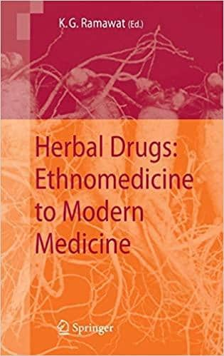 Download Herbal Drugs - Ethnomedicine to Modern Medicine (E-Textook), Urban Books, Black History and more at United Black Books! www.UnitedBlackBooks.org