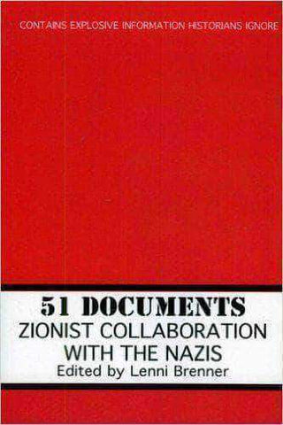 51 Documents: Nazi-Zionist Collaborations (E-Book) African American Books at United Black Books
