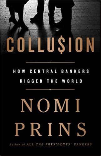Download Prins - Collusion; How Central Bankers Rigged the World (E-Book), Urban Books, Black History and more at United Black Books! www.UnitedBlackBooks.org