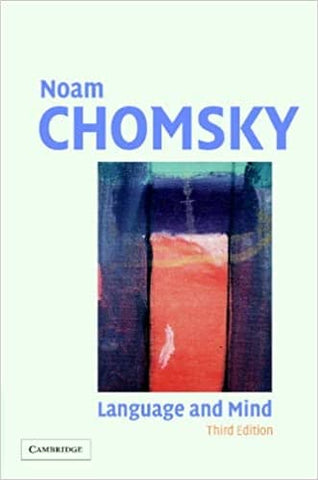 Language and Mind 3rd Edition by Noam Chomsky (E-Book)