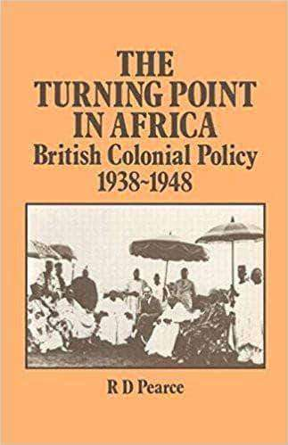 Download The Turning Point in Africa British Colonial Policy 1938-48, Urban Books, Black History and more at United Black Books! www.UnitedBlackBooks.org