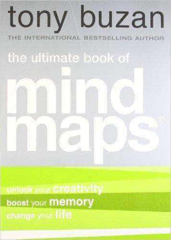The Ultimate Book of Mind Maps (E-Book) - United Black Books