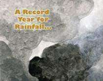 A Record Year for Rainfall (E-Book) - United Black Books Black African American E-Books