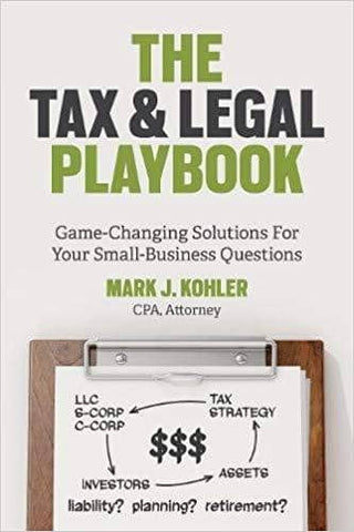 Download The Tax and Legal Playbook: Game-Changing Solutions to Your Small-Business Questions (E-Book), Urban Books, Black History and more at United Black Books! www.UnitedBlackBooks.org