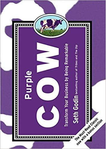 Download Purple Cow - Transform Your Business by Being Remarkable (E-Book), Urban Books, Black History and more at United Black Books! www.UnitedBlackBooks.org