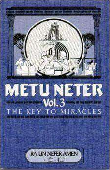 Metu Neter Volume 3 By Ra Un Nefer Amen (E-Book) African American Books at United Black Books