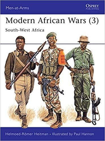 Modern African Wars (3) : South-West Africa (E-Book)