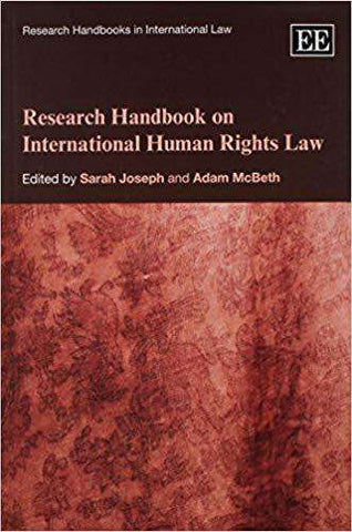 Research Handbook on International Human Rights Law (E-Textbook)