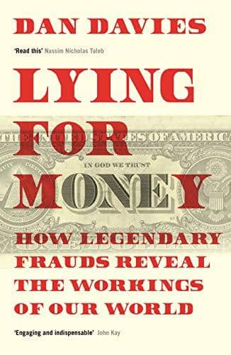 Download Lying for Money; How Legendary Frauds Reveal the Workings of Our World (E-Book), Urban Books, Black History and more at United Black Books! www.UnitedBlackBooks.org