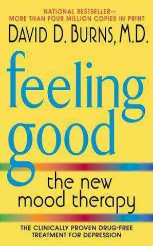 Feeling Good The New Mood Ther - David Burns_908