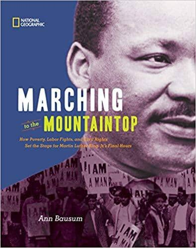 Download Marching to the Mountaintop: How Poverty, Labor Fights and Civil Rights Set the Stage for Martin Luther King Jr's Final Hours (E-Book), Urban Books, Black History and more at United Black Books! www.UnitedBlackBooks.org
