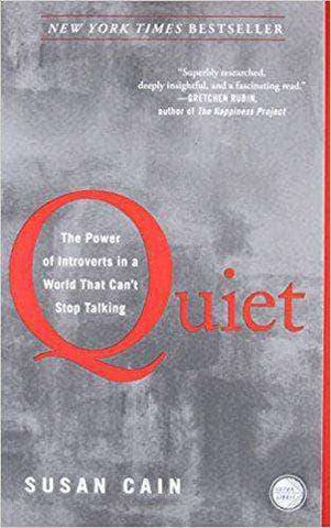 Quiet: The Power of Introverts in a World That Can't Stop Talking  (E-Book) - United Black Books