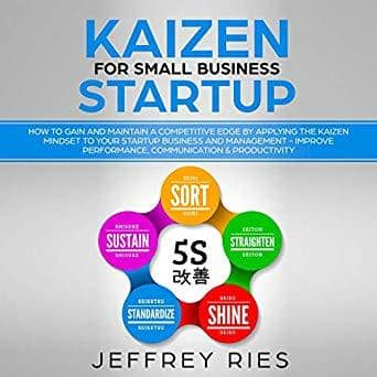 Download Kaizen for Small Business Startup: How to Gain and Maintain a Competitive Edge by Applying the Kaizen Mindset to Your Startup Business and Management - Improve Performance, Communication & Productivity, Urban Books, Black History and more at United Black Books! www.UnitedBlackBooks.org