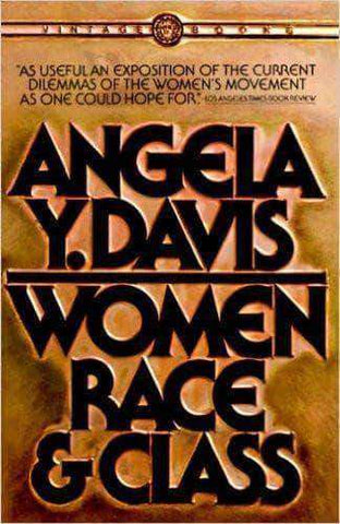 Women, Race, & Class by Angela Davis (E-Book) - United Black Books