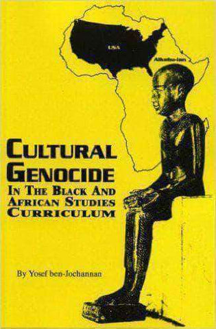 Download Cultural Genocide by Yosef Ben Jochannan (Paperback and E-Book), Urban Books, Black History and more at United Black Books! www.UnitedBlackBooks.org