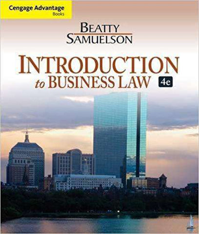 Introduction to Business Law (E-Book)