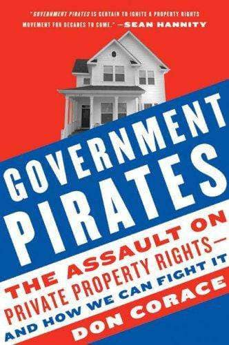 Download Government Pirates; The Assault on Private Property Rights and How We Can Fight It (E-Book), Urban Books, Black History and more at United Black Books! www.UnitedBlackBooks.org