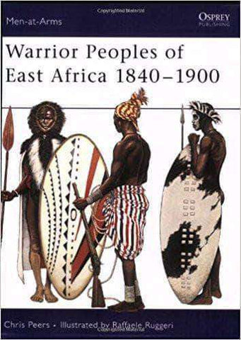Warrior People Of East Africa 1840-1900 African American Books at United Black Books