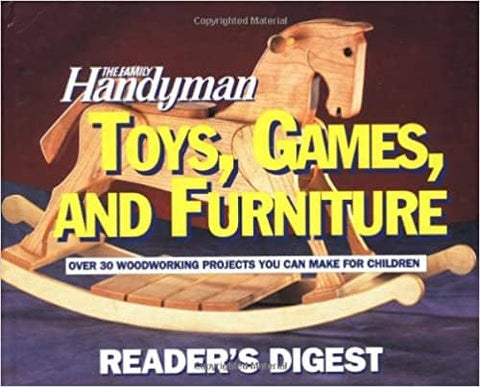Download The Family Handyman Toys, Games, and Furniture (E-Book), Urban Books, Black History and more at United Black Books! www.UnitedBlackBooks.org