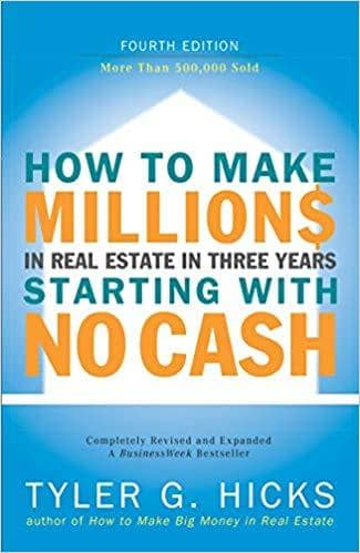 Download How to Make Millions in Real Estate in Three Years Starting with No Cash - Hicks, Tyler G (E-Book), Urban Books, Black History and more at United Black Books! www.UnitedBlackBooks.org