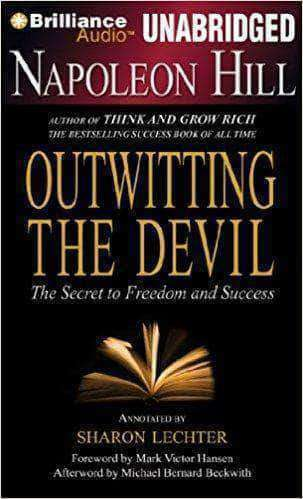Download Napoleon Hill's Outwitting the Devil: The Secret to Freedom and Success (E-Book + Audiobook), Urban Books, Black History and more at United Black Books! www.UnitedBlackBooks.org