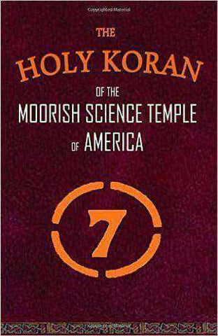 Download The Holy Koran of The Moorish Science Temple of America by Noble Drew Ali, Urban Books, Black History and more at United Black Books! www.UnitedBlackBooks.org