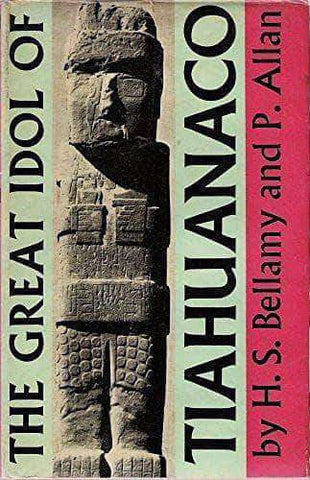 Download The Great Idol of Tiahuanaco (E-Book) , The Great Idol of Tiahuanaco (E-Book) Pdf download, The Great Idol of Tiahuanaco (E-Book) pdf, Indigenous, MesoAmerica, Native Americans, Natives books,