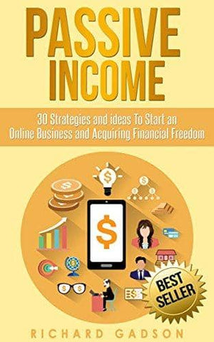 Download Passive Income 30 Strategies and Ideas To Start an Online Business, Urban Books, Black History and more at United Black Books! www.UnitedBlackBooks.org