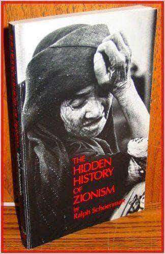 Download Schoenman - The Hidden History of Zionism (E-Book), Urban Books, Black History and more at United Black Books! www.UnitedBlackBooks.org