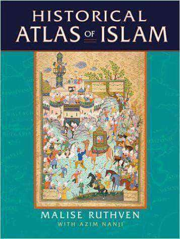 Historical Atlas of Islam by Malise Ruthven (E-Book) African American Books at United Black Books