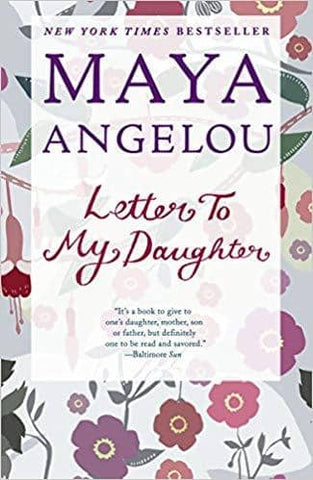 Download Angelou, Maya - Letter to My Daughter (E-Book), Urban Books, Black History and more at United Black Books! www.UnitedBlackBooks.org