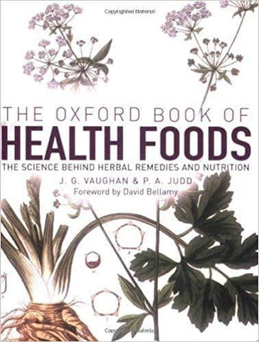 The Oxford Book of Health Foods (E-Book)